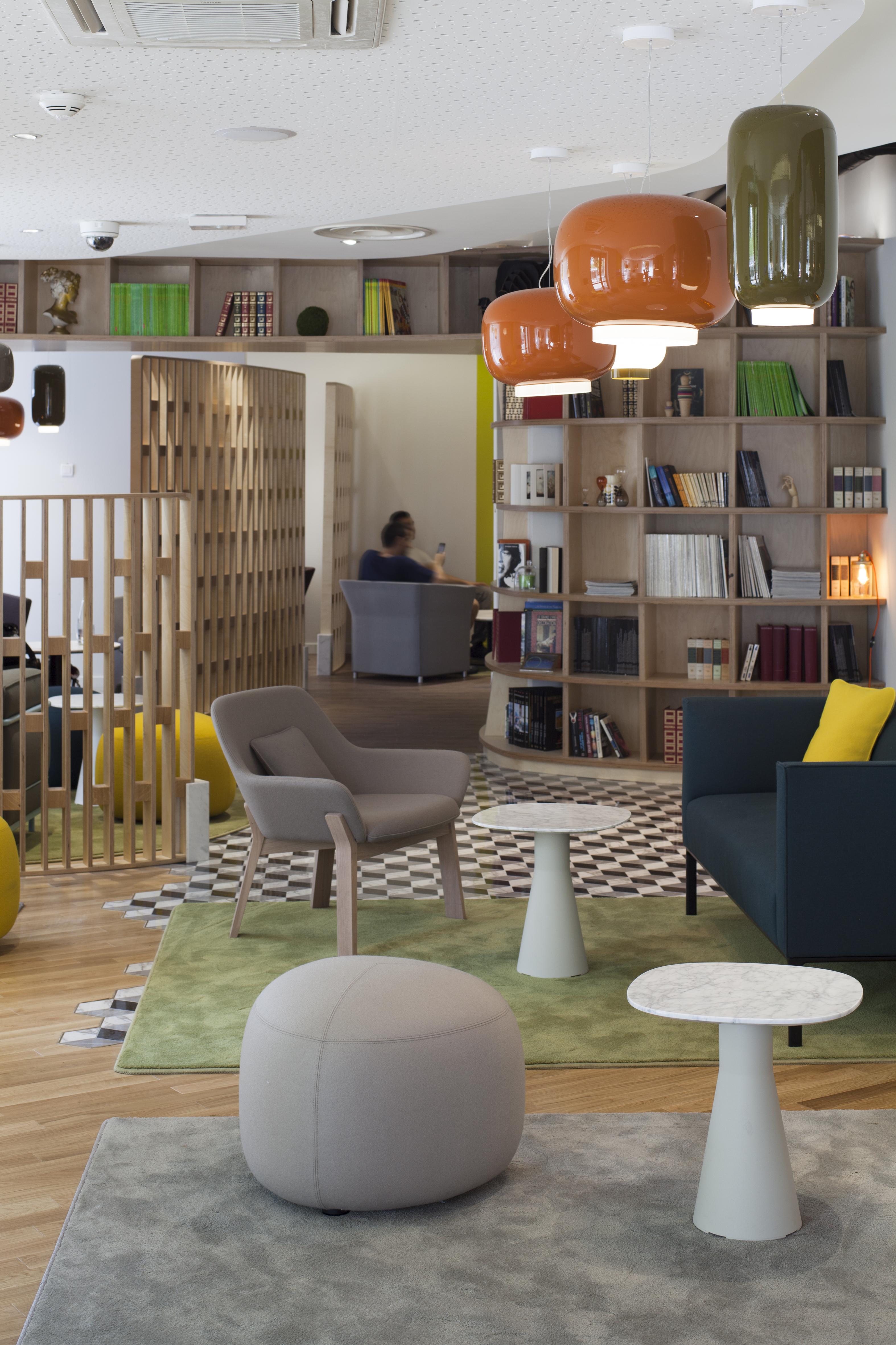 Agrandissement de l'hôtel « Easywork » Mercure Nantes Centre Gare