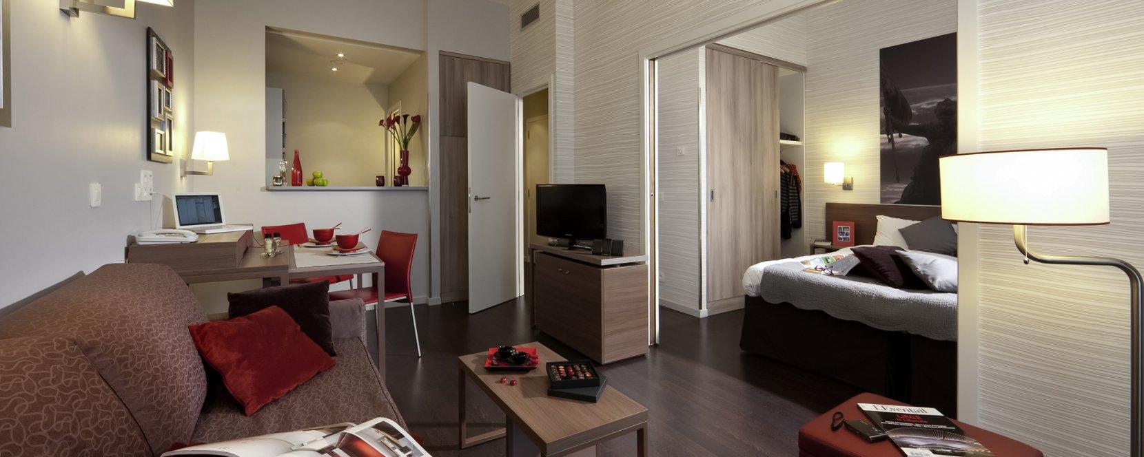 Aparthotels Adagio poursuit son développement à l'international