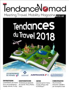 TN26 - Tendance du Travel 2018