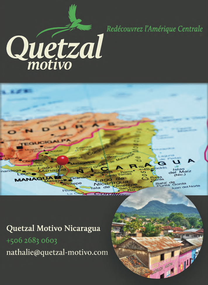 quetzal nicaragua
