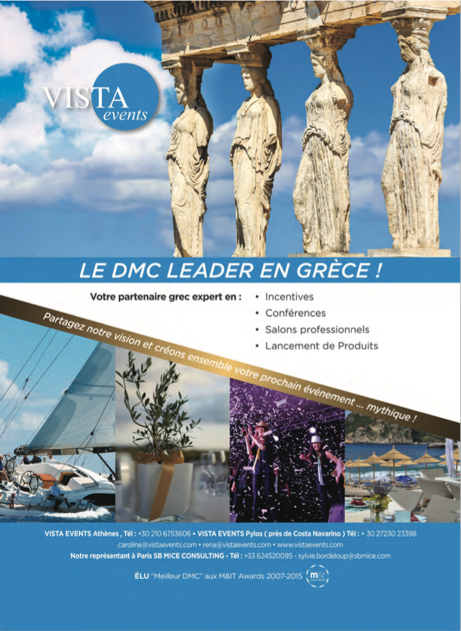 vista events grece