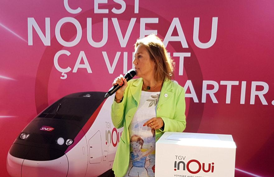 La SNCF déploie InOui