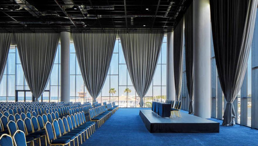 Nouveau centre des congrès d'Algarve