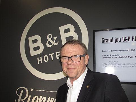 B&B Hotels - Une croissance de plus en plus business