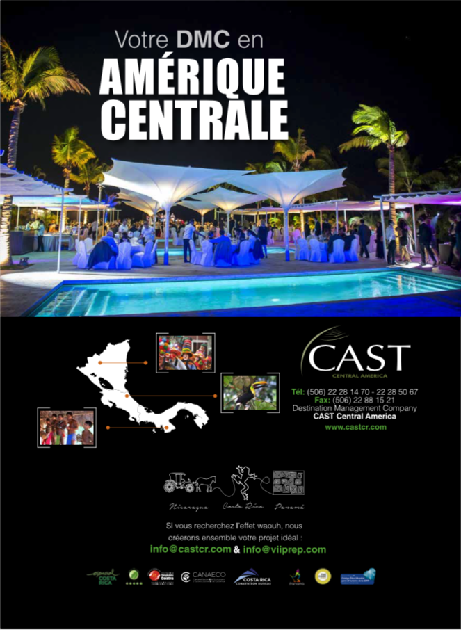 CAST CENTRAL AMERICA PANAMA