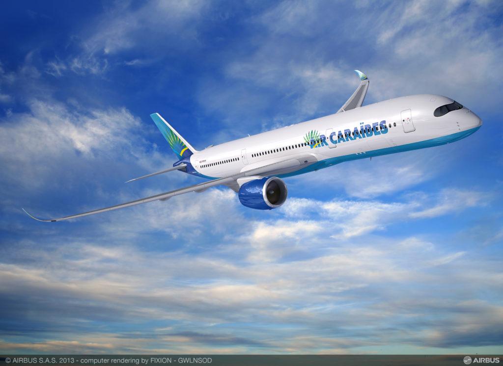 Air-Caraibes-A350-900