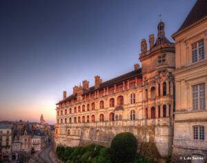 Centre-Val de Loire Blois-chateau_royal