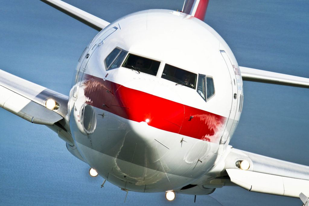 Affrètement Pro Sky Boeing-737