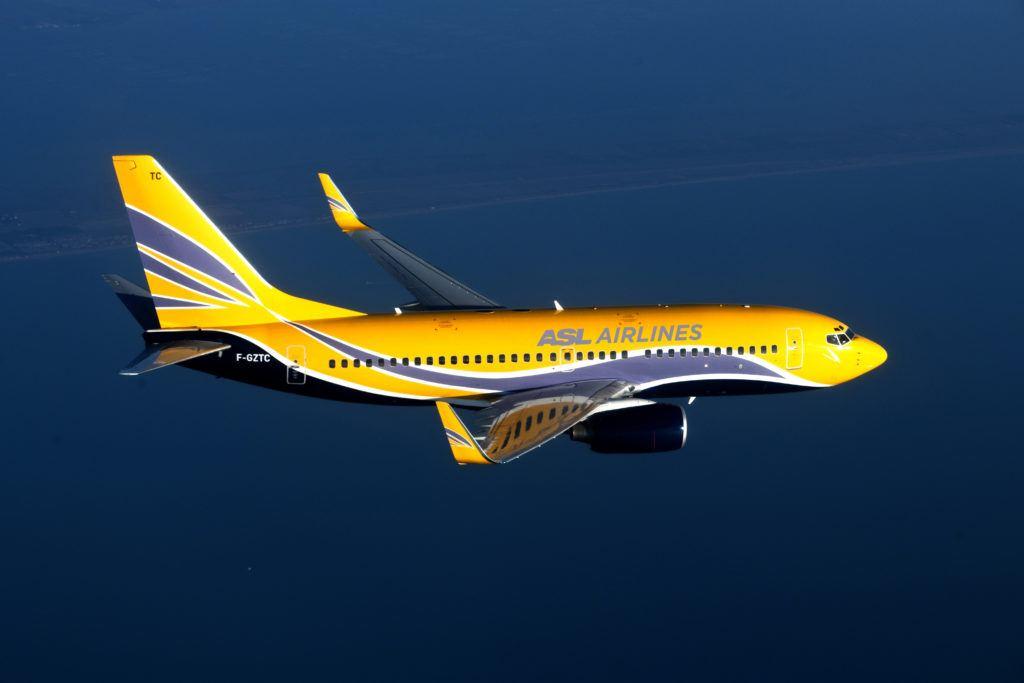 Affrètement Boeing-737-700_ASL-AIrlines-france