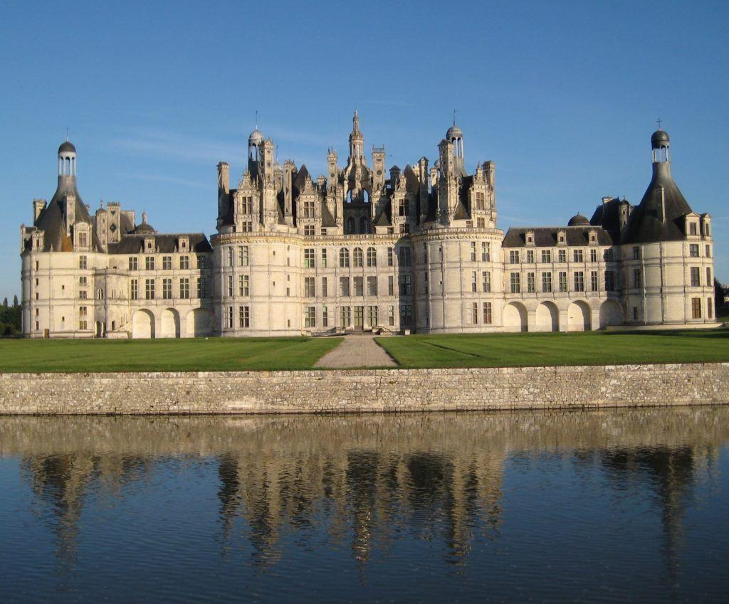 Cezntre-Val de Loire - Chambord