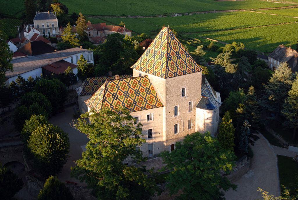 Oenotourisme MICE Château de Santenay
